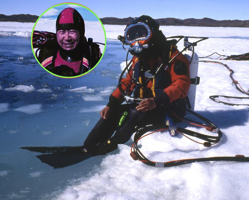 中国南极科考先驱王自磐:南极海底世界探索与保护