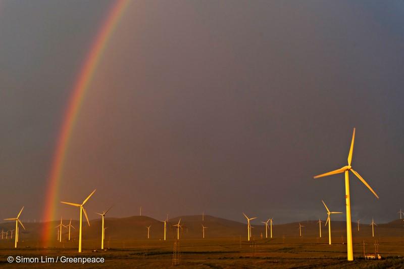 绿色能源发展观察 实现新目标任重道远弓箭翻,加速转型兼顾绿色复苏